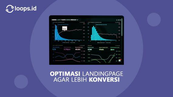 Optimasi Landingpage agar lebih Konversi