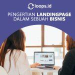 Pengertian Landingpage dalam sebuah Bisnis